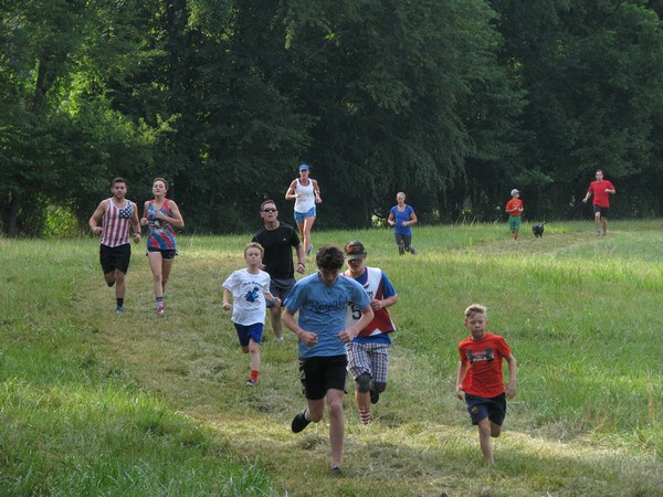 photo of 2018 Trail Blazers July 4 5K run